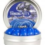 Crazy Aaron tark plastiliin Electric sari sinine Lapis e Lasuriit