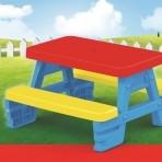 Dolu laste piknikulaud