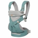ERGOBABY kõhukott 360 Cool Air Icy mint BC360PICYMT