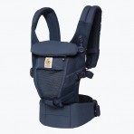 ERGOBABY kõhukott Original Adapt Cool Air Deep blue BCPEAPBLUE