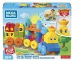 Fisher-Price Mega Bloks muusikaga tähestikurong ABC