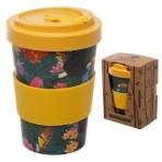 GB bambusest kaasavõetav kohvitops Toucan