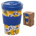 GB bambusest kaasavõetav kohvitops Brihgt Lemos
