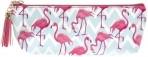 Gainsborough väike kosmeetikakott Flamingo