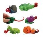 GB mänguasi loomad pika keelega 1tk VALIK