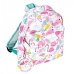 GB väike laste seljakott Flamingo laht