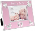 GB roosa beebi pildiraam Tüdruk