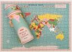 Gainsborough tuubi pusle Maailmakaart