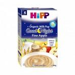 HIPP Head ööd! Õunamaitseline piimapudrupulber täisteraviljadega BIO 6x250g