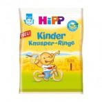 HIPP Krõbedad teraviljarõngad juustuga BIO 7x25g