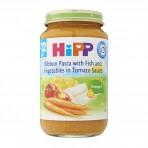 HIPP Pasta merekala ja juurviljadega tomatikastmes BIO 12+kuud  6x220g