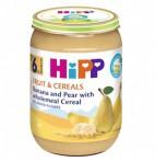 HIPP Pirn ja banaan täisteraviljaga BIO 6x190g