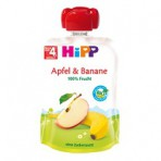 HIPP Puuviljarõõm õunapüree banaaniga BIO 6x90g