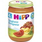 HIPP Spaghetti Bolognese BIO 4+ kuud 6x190g
