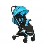 Hauck jalutuskäru sport Swift Plus Neon Blue/Caviar