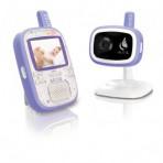 Hestia juhtmevaba digitaalne beebimonitor 2 kaameraga
