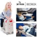 JetKids BedBox lennukivoodi - kohver punane