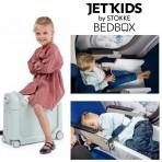JetKids by Stokke BedBox lennukivoodi - kohver Green