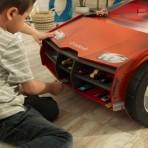 KidKraft autorada tegeluskeskus 2in1 Speedway UUS!