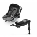 Kiddy turvahäll Evoluna i-Size koos Isofix Base 2 Icy grey