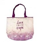Kokkukäiv ostukott Usk, Lootus, Armastus