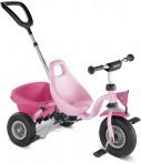 Puky õhkkummidega kolmerattaline jalgratas Cat 1L Printsess Lillifee