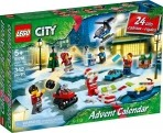 LEGO City advendikalender 2020