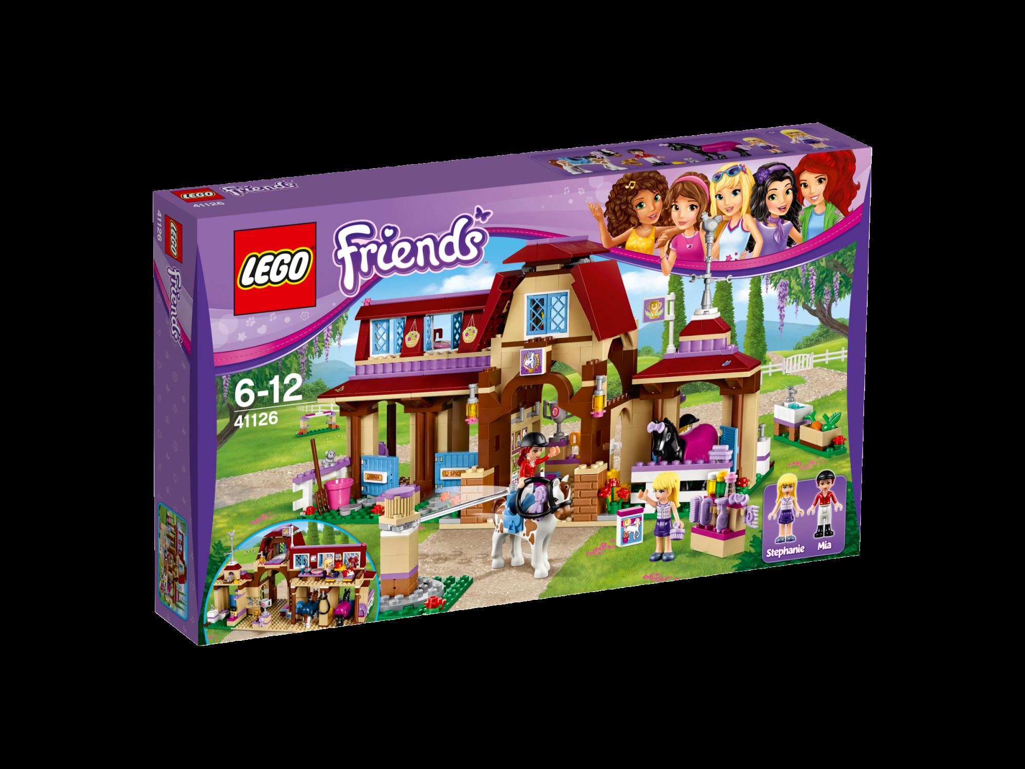 957c166e3ea LEGO Friends Heartlake` i ratsaklubi