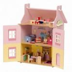 Le Toy Van nukumaja Sweetheart koos mööbliga