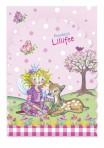 Printsess Lillifee kaardid ja ümbrikud, 8 tk