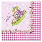 Printsess Lillifee ruudulised salvrätikud