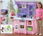 Väikese pagari köök