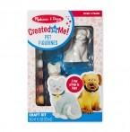Melissa & Doug Minu loodud! Lemmikloomade kujukeste käsitöökomplekt