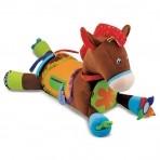 Melissa & Doug pehme Giddy-Up & Play mänguasi