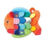 Melissa & Doug pehme arendav mänguasi Kala Flip