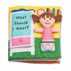 Melissa & Doug esimene arendav tegelusraamat - mida ma peaksin kandma?