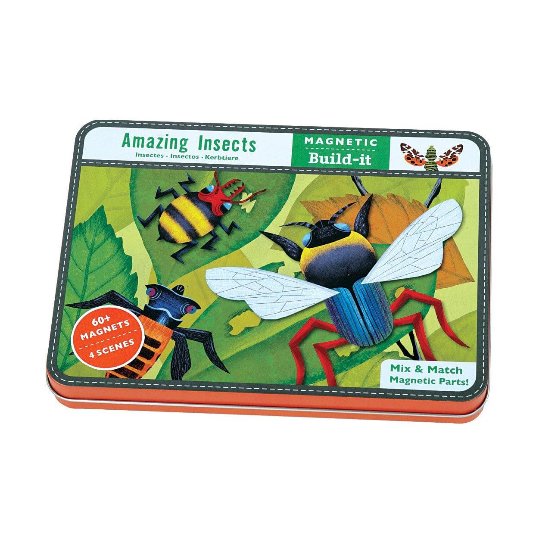 Mudpuppy magneetiline mäng Putukad