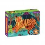 Mudpuppy mini pusle 48-osaline Bengali tiiger