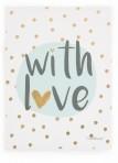 Childhome õlimaal With Love  30x40cm