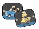 Päikesekaitse auto aknale Minionid