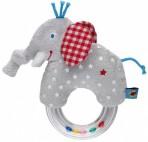 Baby Charms pehme elevant-kõristi
