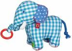 Baby Charms siniseruuduline elevant