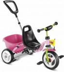 Puky kolmerattaline jalgratas Cat 1S roosa/kiwi