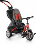 Puky kolmerattaline jalgratas Ceety Cat S6 superluks punane