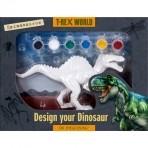 T-Rex World Dinosaurused maalimiseks - Spinosaurus