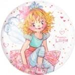 Printsess Lillifee melamiinist taldrik