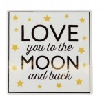 Sass & Belle tassialus Love You to the Moon&Back