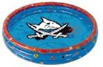 Kapten Sharky täispuhutav bassein
