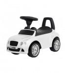 Sun Baby pealeistutav auto Bentley valge
