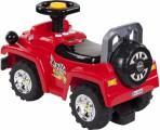 Sun Baby pealeistutav auto Jeep punane